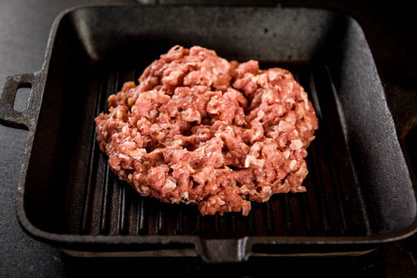 Pasture Raised Ground Pork - 1 lb package - Local Food to Your Doorstep
