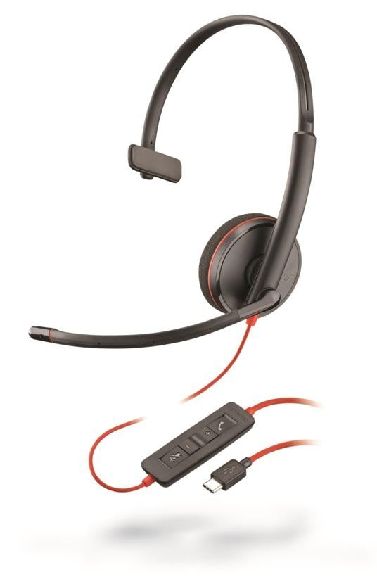 PC-Headset USB-C | Mono | Poly 3210