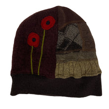 Load image into Gallery viewer, Cashmere Hat-Browns