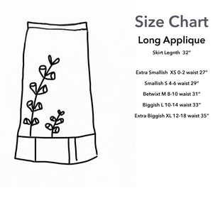Long Skirt-Poppy