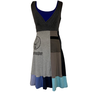 Traditional Tank Dress-Jegermeister Greys and Blues