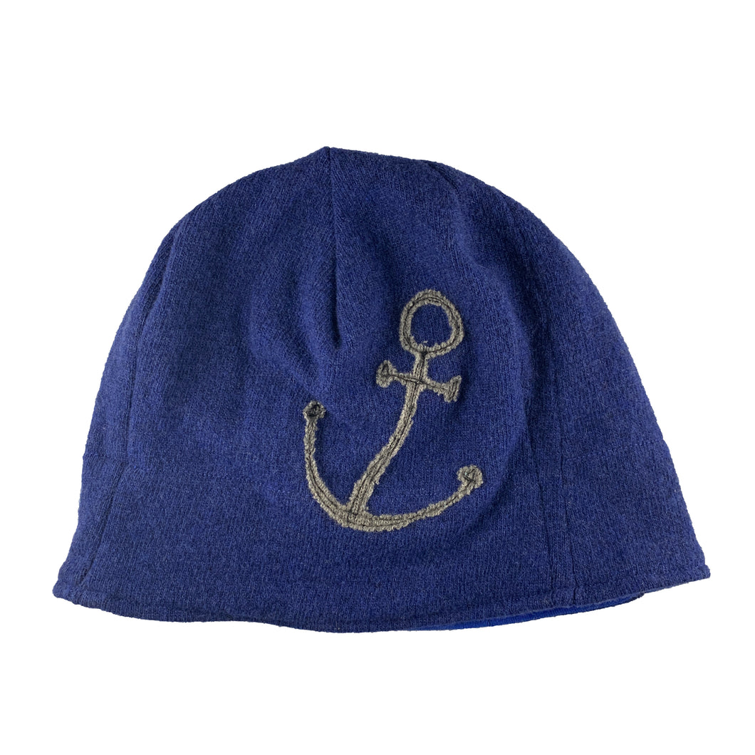 Wool Hat-Anchor