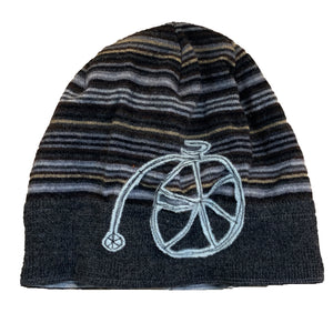 Wool Hat-Bike
