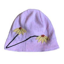 Load image into Gallery viewer, Wool Hat-Cone Flower