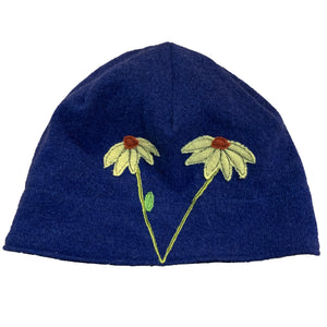 Wool Hat-Cone Flower