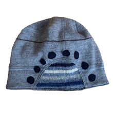 Load image into Gallery viewer, Wool Hat-Geometric Pattern