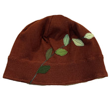 Load image into Gallery viewer, Wool Hat-Leaves