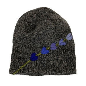 Wool Hat-Lupine