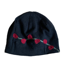 Load image into Gallery viewer, Wool Hat-Rosebud