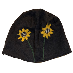 Wool Hat-Sunflower