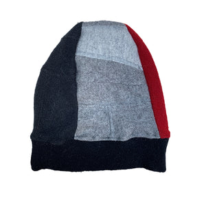 Cashmere Hat-Greys, Blacks & Reds