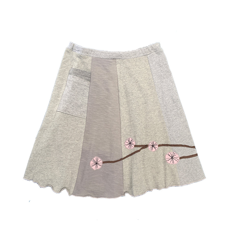 Kids Skirt-Cherry Blossom