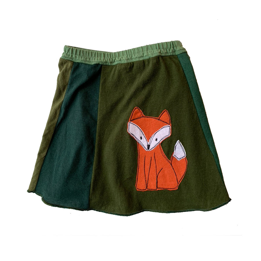 Kids Skirt-Fox