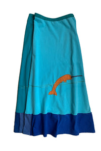 Long Skirt-Narwhal