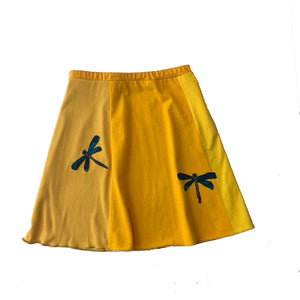 Kids Skirt-Dragonfly