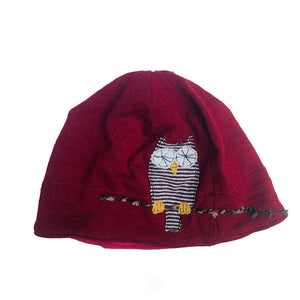Wool Hat-Owl
