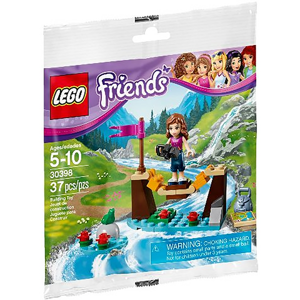 30398 Friends Adventure Camp Bridge