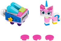 30406 Unikitty Roller Coaster Wagon Polybag