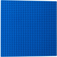 15x15 inch Lego-compatible baseplate (many colors)
