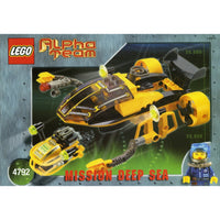 4792 Mission Deep Sea