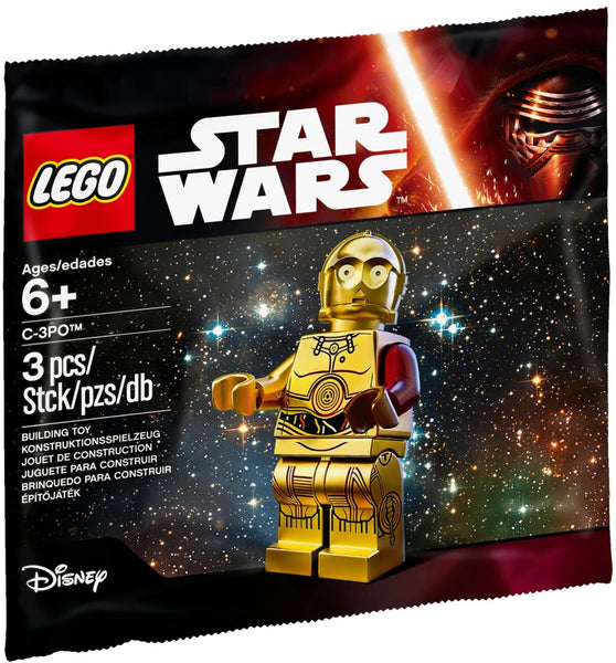 C-3PO from Force Awakens Polybag
