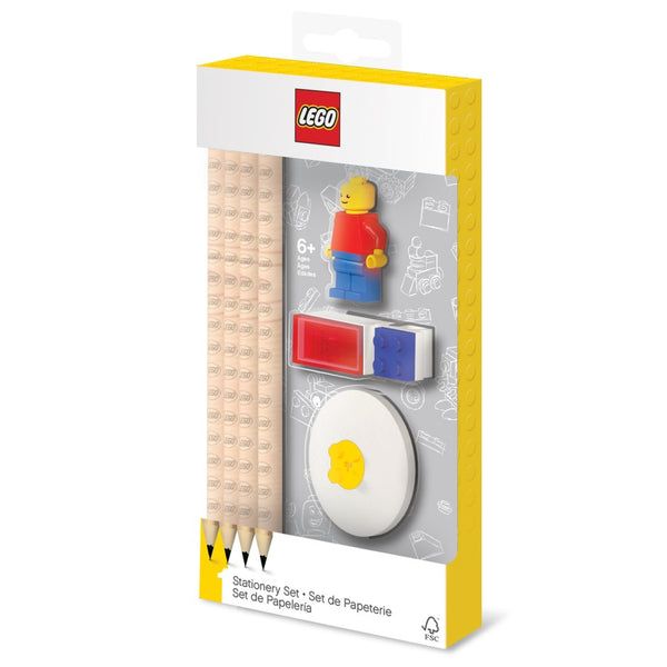 52053 Journal and Stationary with Minifigure