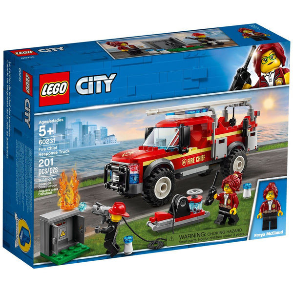 60231 Fire Chief Response