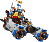 70806 Castle Cavalry - the LEGO Movie