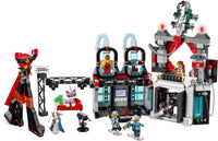 70809 Lord Business' Evil Lair - The LEGO Movie