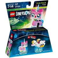 71231 Unikitty Fun Pack - LEGO Dimensions