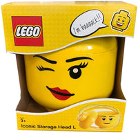 LEGO Storage Head Female - Winky (40321727)