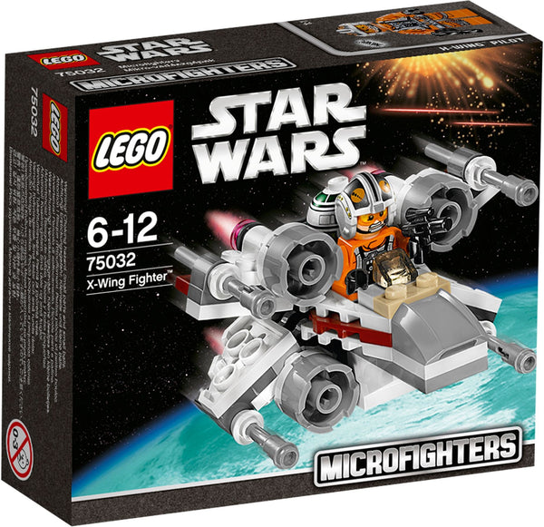 75032 X-Wing Microfighter - LEGO Star Wars
