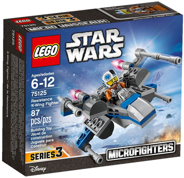 75125 Resistance X-wing Microfighter