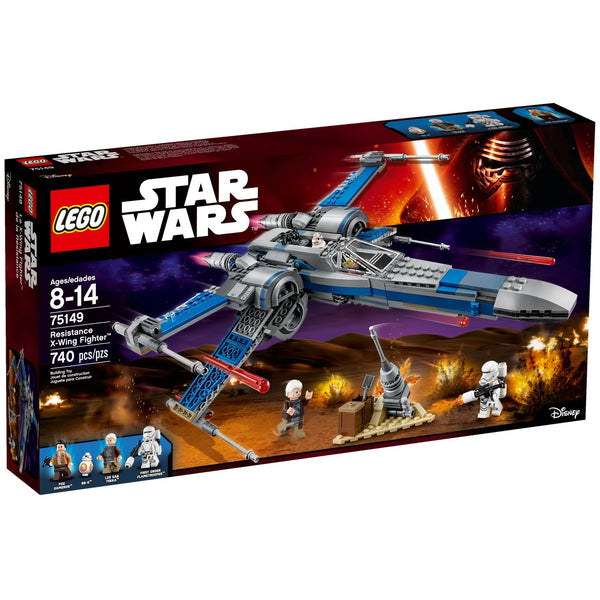 75149 Resistance X-wing Fighter - LEGO Star Wars