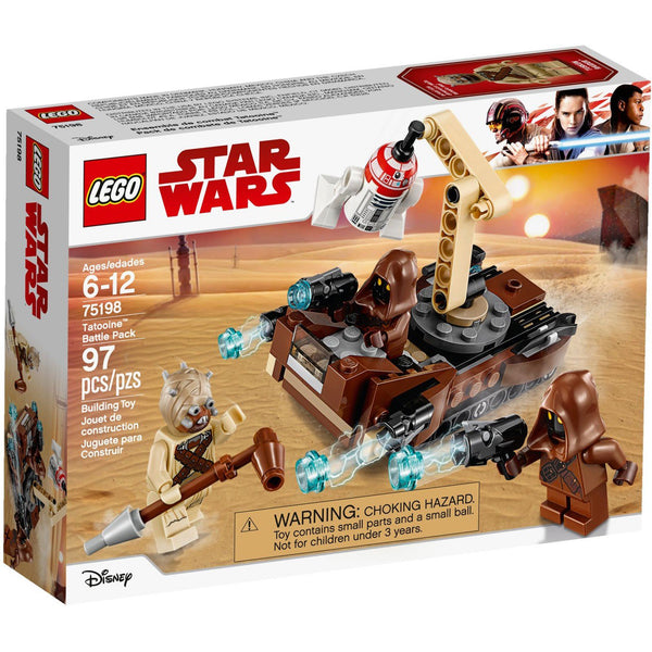75198 Tatooine Battle Pack - LEGO Star Wars