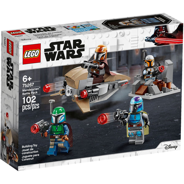75267 Mandalorian Battle Pack