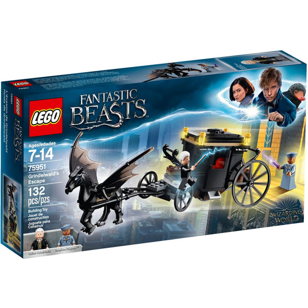 75951 Fantastic Beasts Grindelwald Escape
