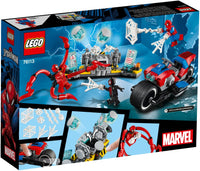 76113 Spider-Man Bike Rescue