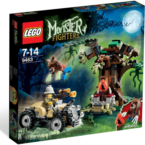 9463 The Werewolf - LEGO Monster Fighters