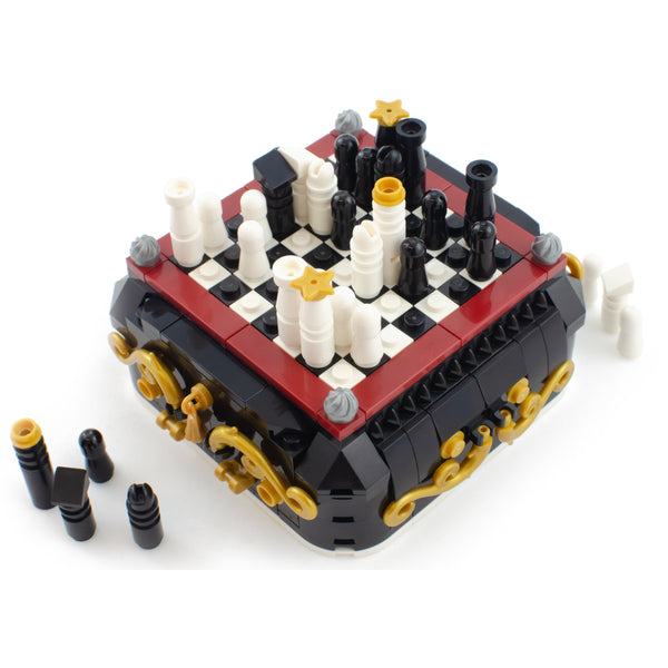 BL19013 Steampunk Chess