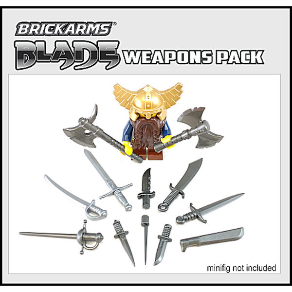 Blades Pack - Brickarms