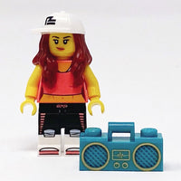 Breakdancer - Series 20 Minifigure