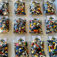 Grab N' Go LEGO® Bulk Parts (reused) ~ 1 Quart