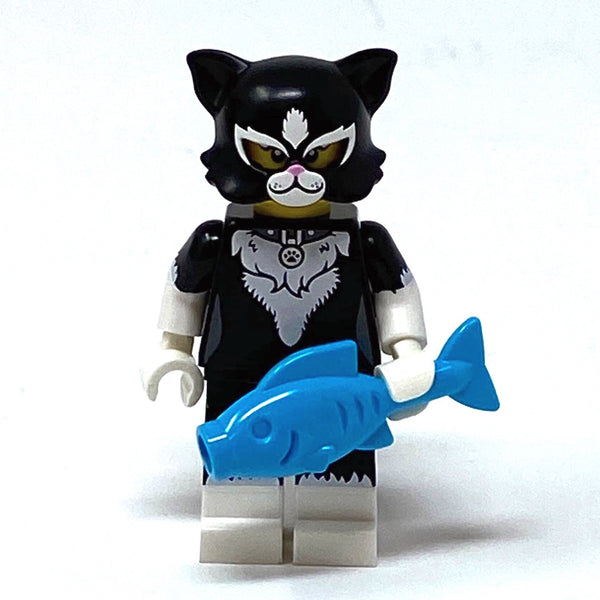 Cat Costume Girl -  Series 18 Minifigure
