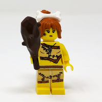 Cave Woman - Series 5 Minifigure