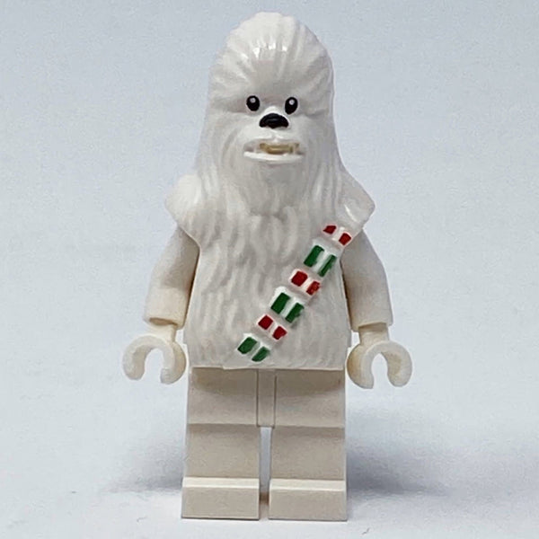 Snow Chewbacca