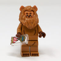 Cowardly Lion - LEGO Movie 2 Series Minifigure