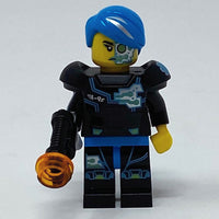 Cyborg - Series 16 Minifigure