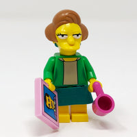 Edna Krabappel - The Simpsons Series 2 Minifigure