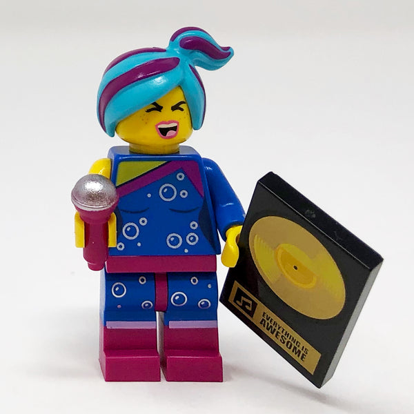 Flashback Lucy - LEGO Movie 2 Series Minifigure